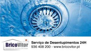 Preço de serviço de desentupimentos Braga de urgência