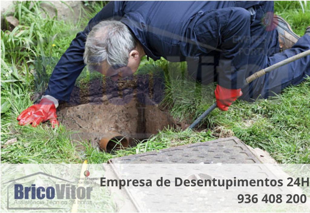 Preço de manutenção de esgotos Braga